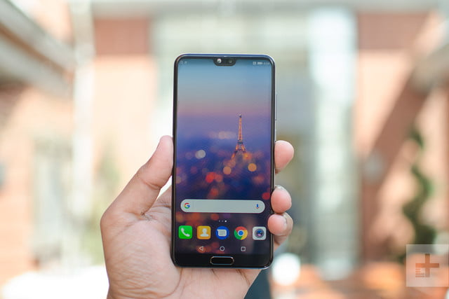 huawei p20 pro front center jc