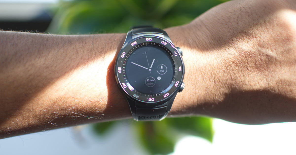 Huawei Watch 2 Sport Review Digital Trends