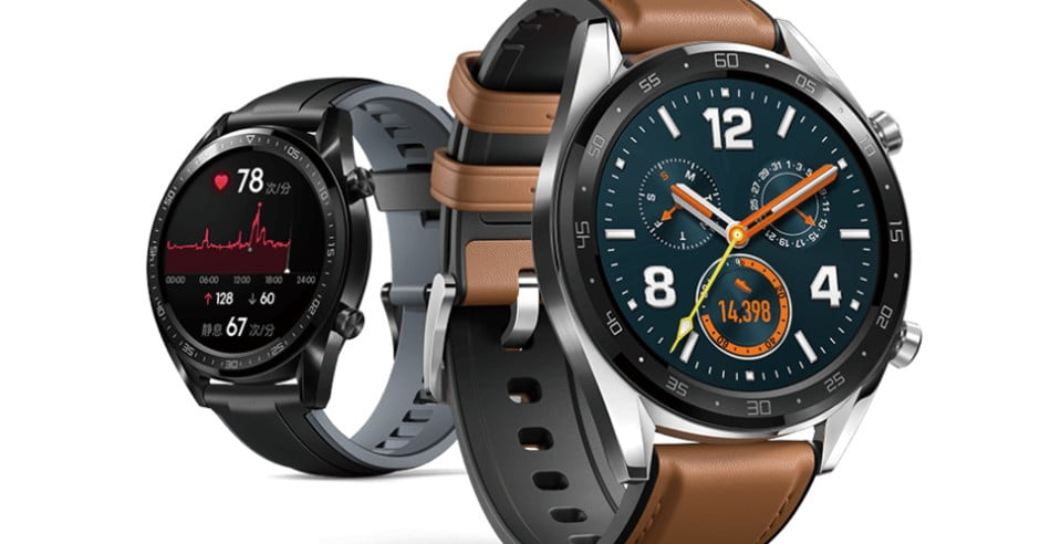 [Wearables] Huawei Watch GT hands-on review