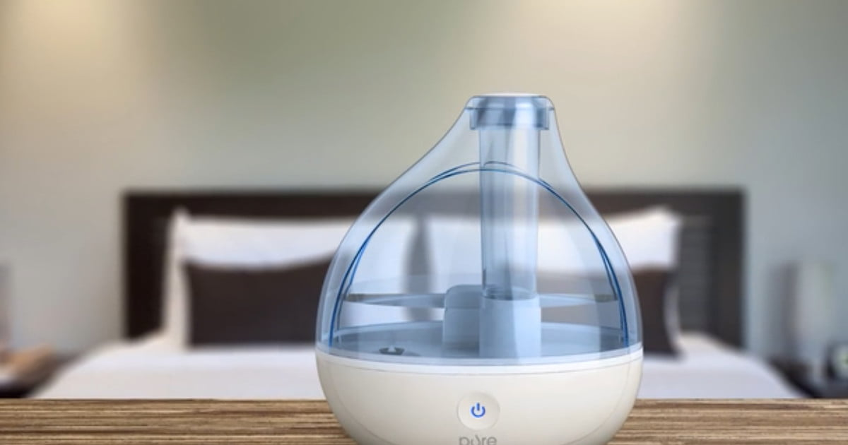 Small Humidifier For Bedroom The 5 Best Humidifiers Your Home Or Office Digital Trends