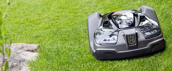 If you're not sipping beer while a robot mows your lawn, you're doing it wrong