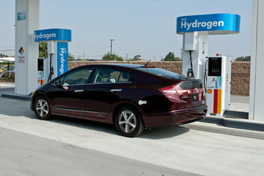Hydrogen fuel cell cars are here, but are they worth the trouble