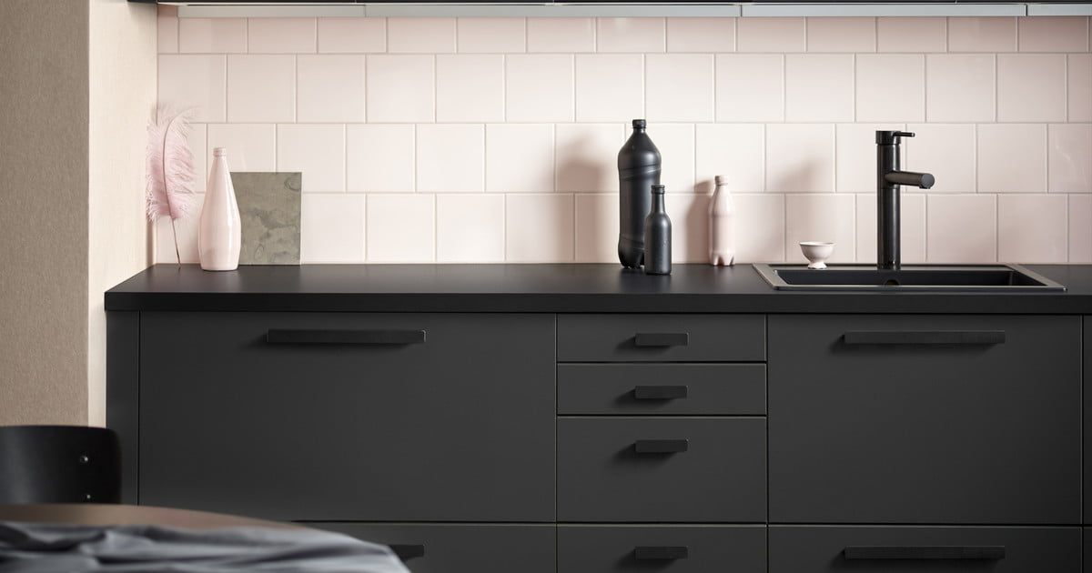 Ikea's Recycled Kitchen Has Cabinets Made From Recycled ...