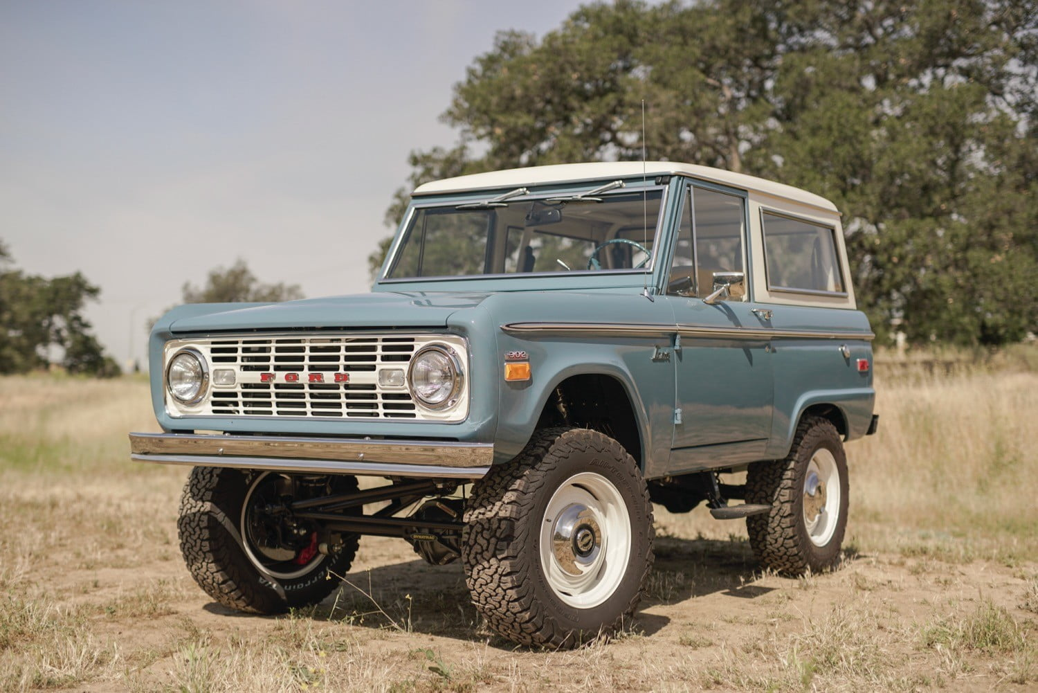 Can't Wait For The New Ford Bronco? Icon Is Reviving The