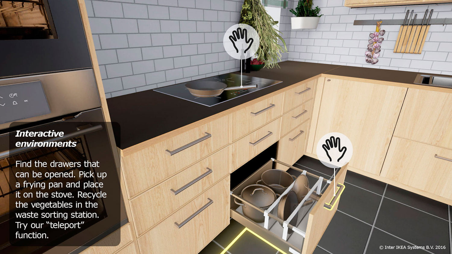 Kitchen Showrooms Ikea skip ikea's terror-inducing mobs and shop at home in a vr showroom