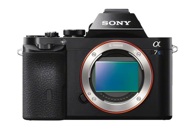 sonys full frame mirrorless camera goes 4k unveiling new a7s ilce 7s front 1200