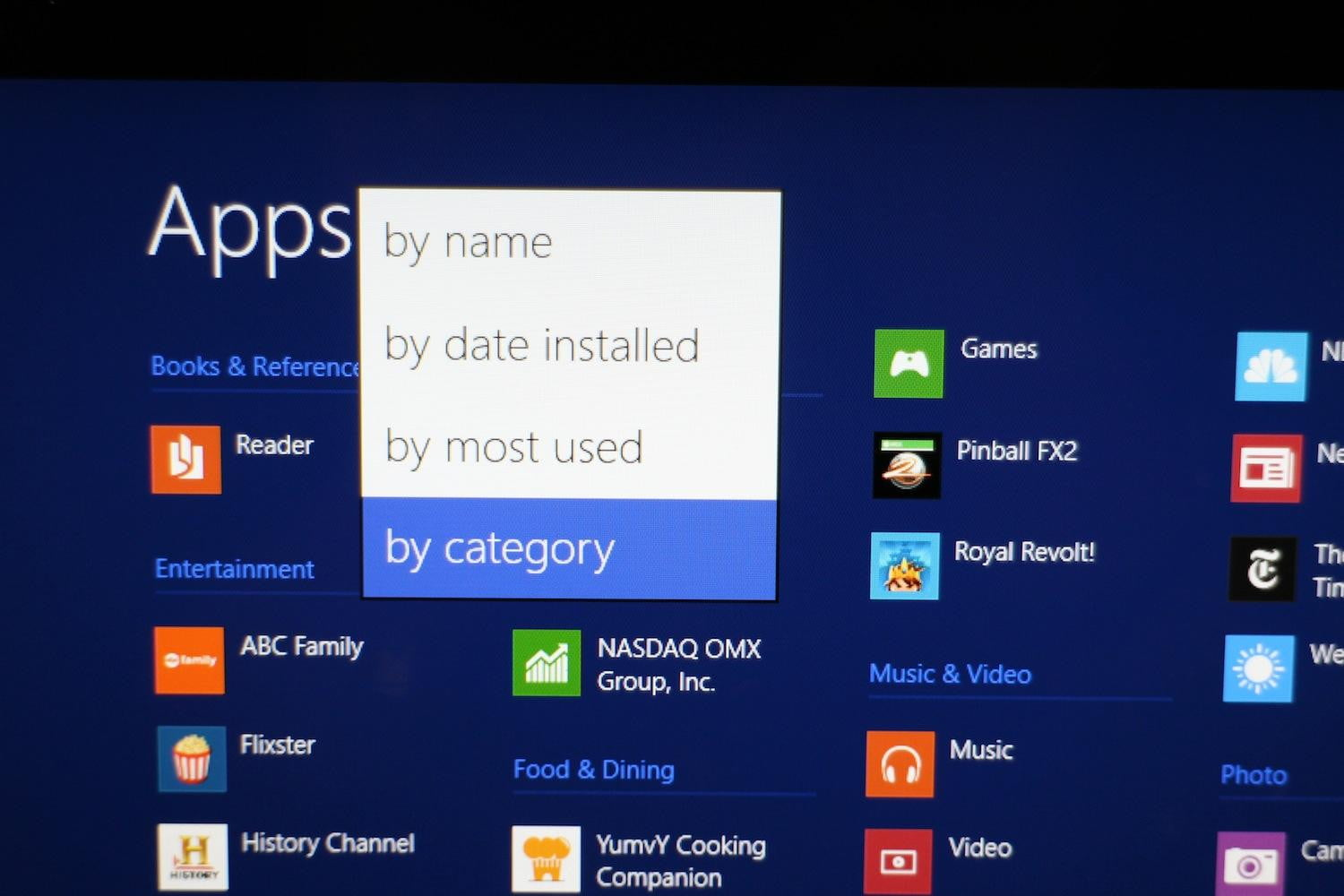 Windows 8 1 Preview Hands On  Microsoft Smoothes Out W8 U0026 39 S