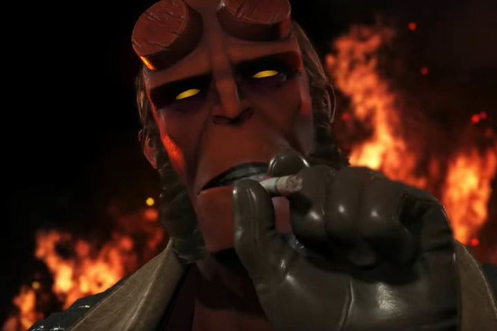 injustice 2 news rumors characters release date injusticehellboy