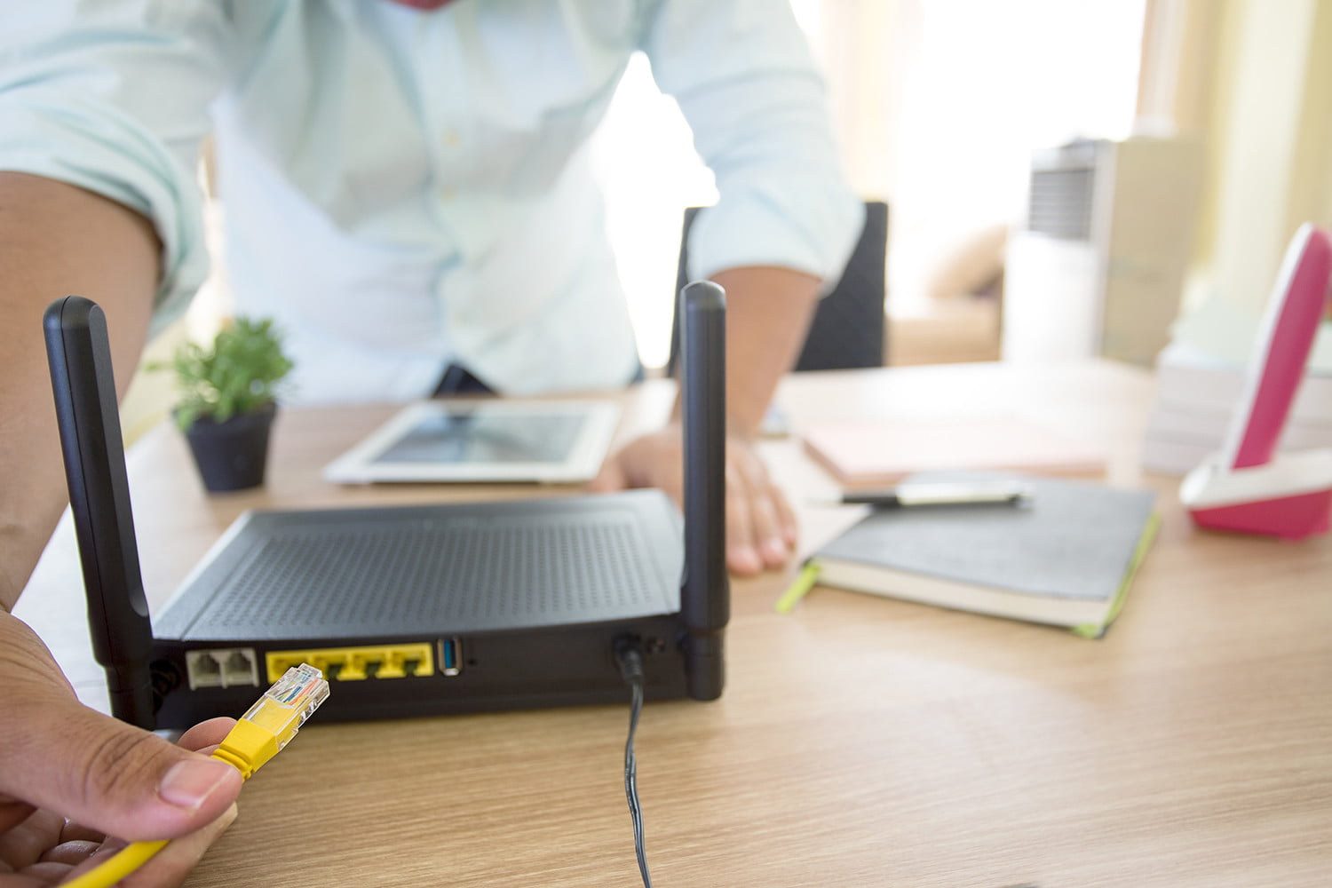 the fbi wants you to reboot your router insecure getty