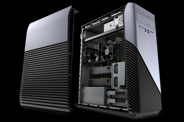 dell computex inspiron amd ryzen gaming desktop