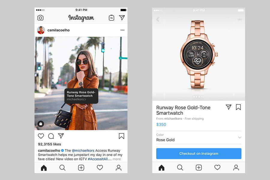 Instagram's New Camera Create Mode Isn't For Taking Photos ...