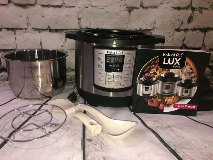 Instant Pot Lux Review An Almost Perfect Entry Level Multicooker
