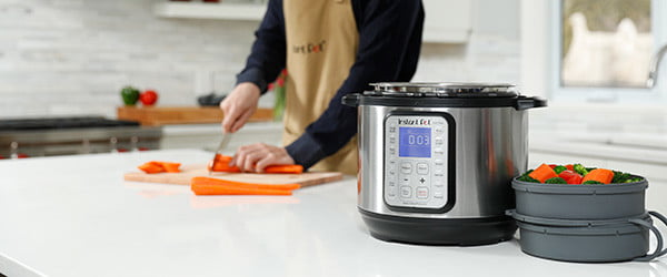 Dear Instant Pot Smart: I love you. Thank you for changing my life