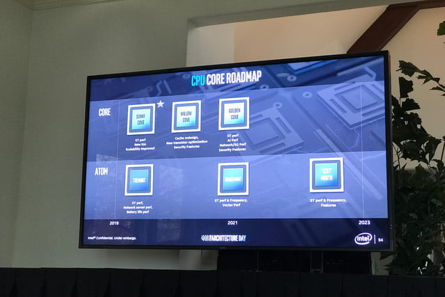 intel foveros annoncement arch day 3