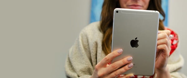 The new iPad Mini certainly isn't a beauty, but it performs like a beast