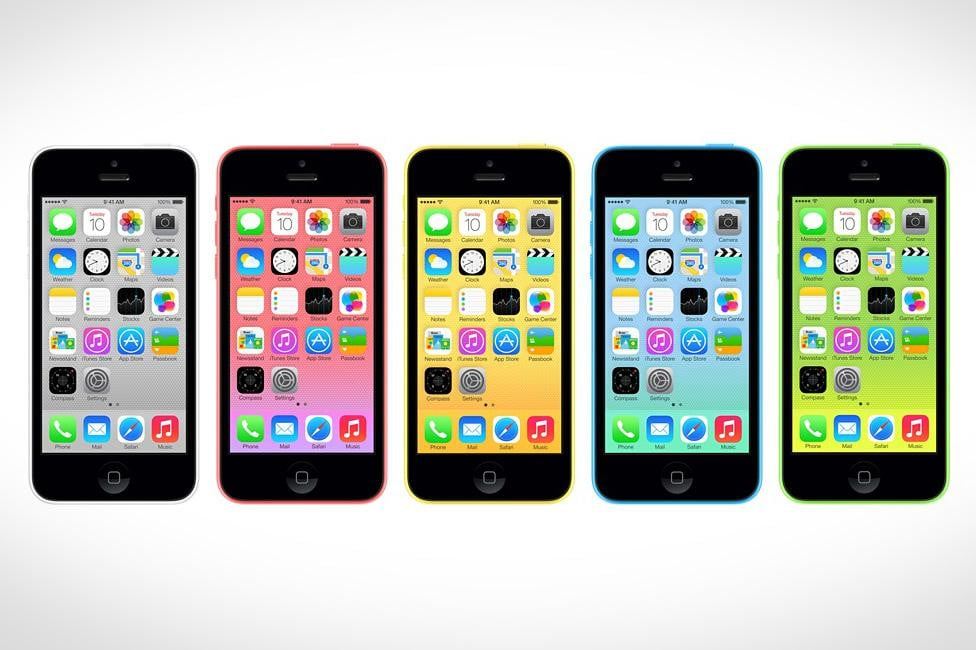 iphone screen changing colors iphone 5c revealed features specs release date 15421