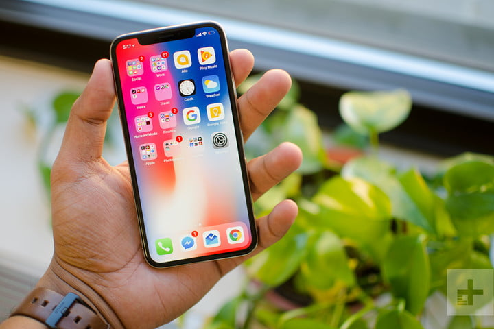iPhone X plant global sales