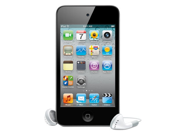 apple ipod touch 4th generation review digital trends rh digitaltrends com ipod nano generation 4 manual ipod shuffle generation 4 manual