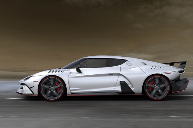 Italdesign Geneva car