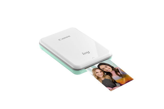 canon ivy mini photo printer series mintgreen leftfacing print 116