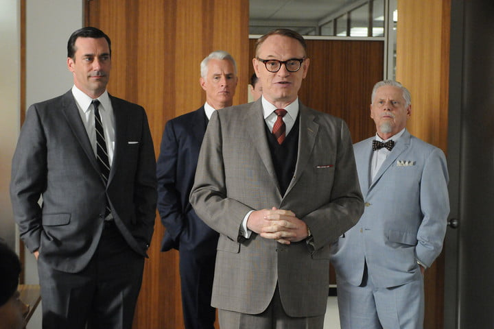 television character deaths jared harris as lane pryce mad men