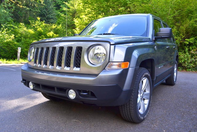 2012 Jeep Patriot Exterior Front Left