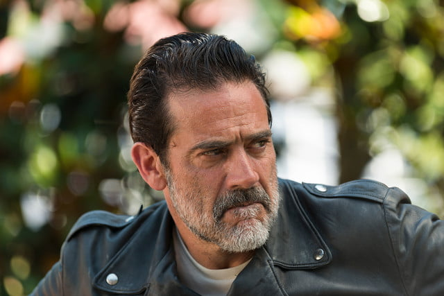 most hated tv characters jeffrey dean morgan as negan the walking dead