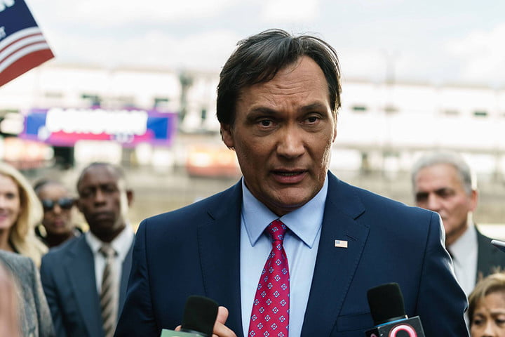 joining the cast Jimmy Smits