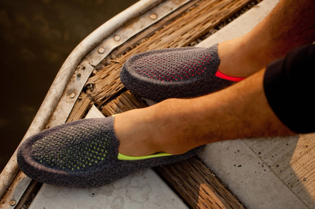 awesome tech you cant buy yet january 24 2016 js shoe  world s first 3d knitted footwear