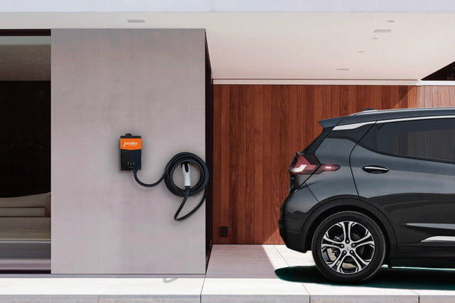alexa and google compatible juiceplan simplifies ev charging at home juicebox pro 40 residential charger 1