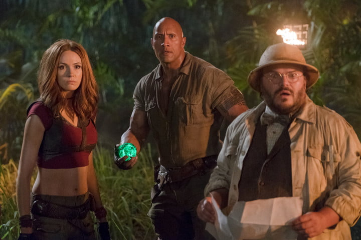 Amazon offers early jumanji welcome to the jungle showings jumanji welcome to the jungle early showings surprise stopboris Gallery