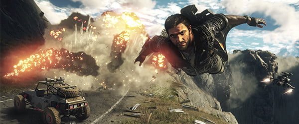 'JUST CAUSE 4' IS MINDLESS FUN THAT LEAVES LITTLE ROOM FOR MUCH ELSE