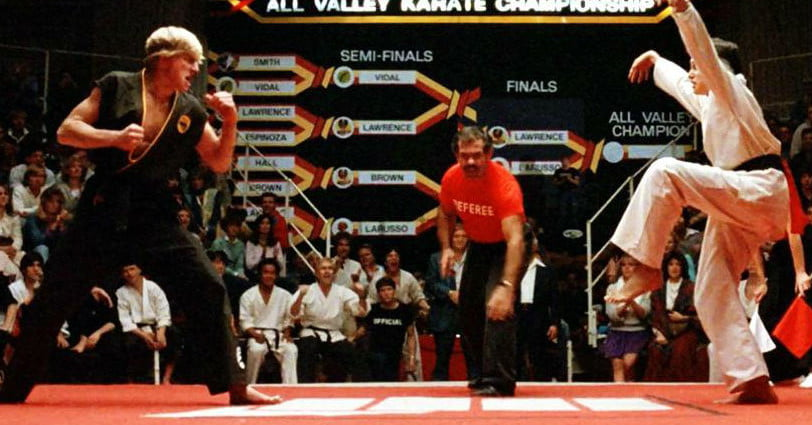 Karate Kid Spinoff Cobra Kai Gets A Full Trailer And