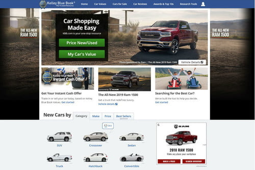 Car Buying Sites >> The Best Used Car Websites For 2019 Digital Trends