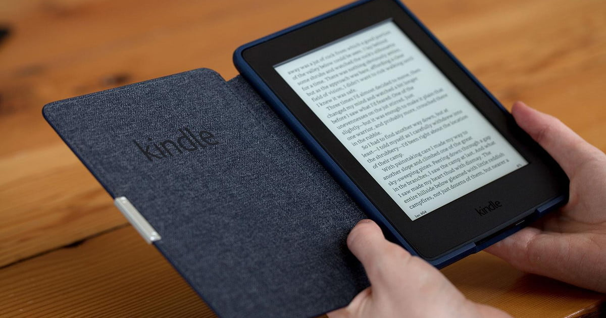 how to convert a kindle book to  | digital trends