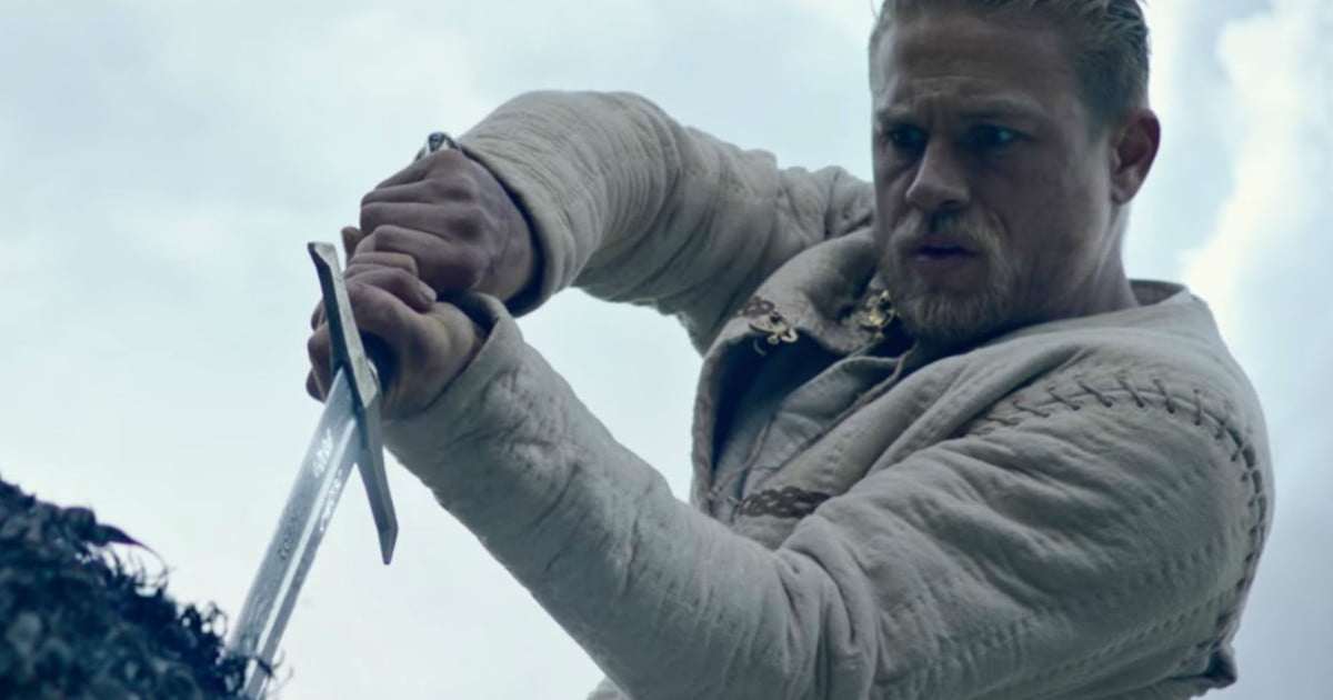 King Arthur Legend Of The Sword Might Be Summer 39 S First Big Flop