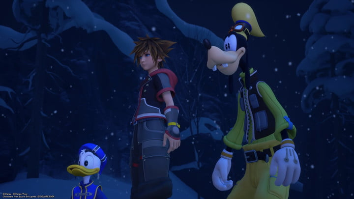 Kingdom Hearts III incelemesi