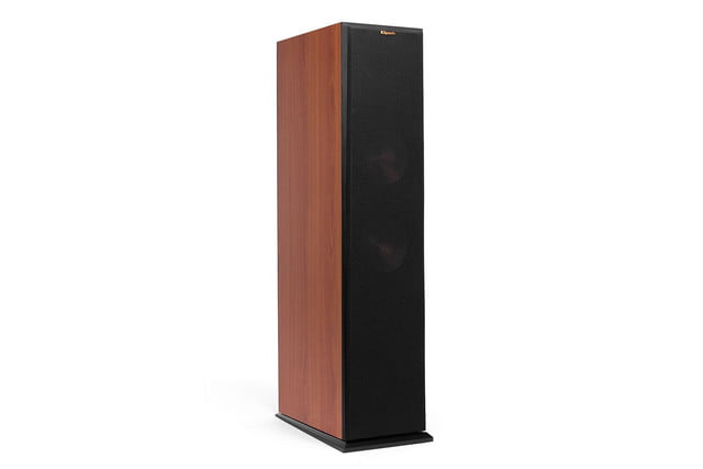 klipsch reference premier speaker system debuts at ces 2015 280f angle grille cherry
