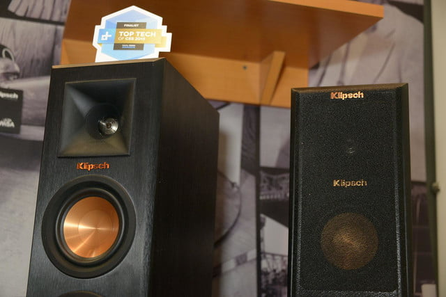 klipsch shows reference premiere wireless home theater system 6794