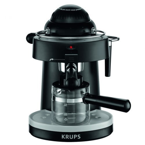 The Krups XP1000 Espresso Machine Review - Jager Foods