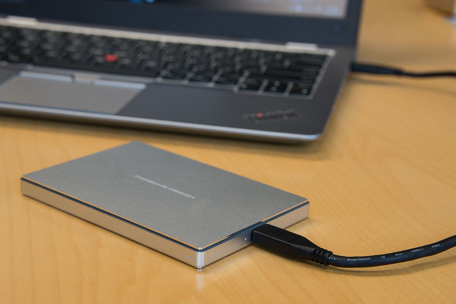 Lacie 2tb Porsche Design External Hard Drive Review