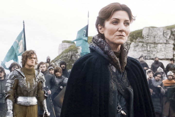 Lady Stark  Game of Thrones - Michelle Fairley | TVs Most Badass Moms