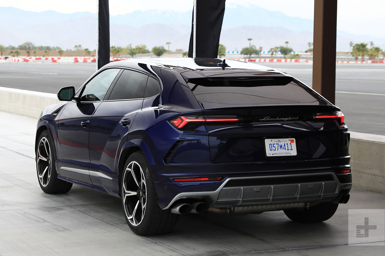 2019 Lamborghini Urus First Drive Review Digital Trends