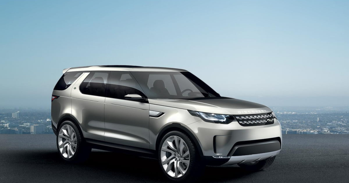 land rover 39 s next discovery will lose the boxy. Black Bedroom Furniture Sets. Home Design Ideas
