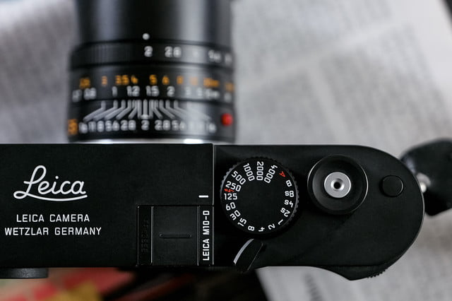The Leica M10-D is a Reincarnated Classic Camera with