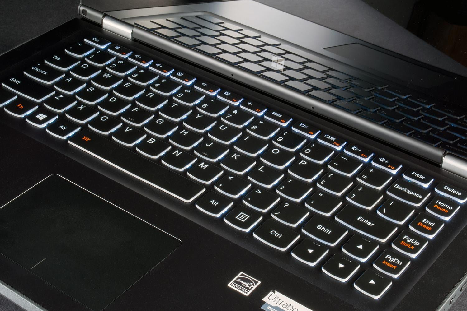 how to turn on the keyboard light on lenovo laptop
