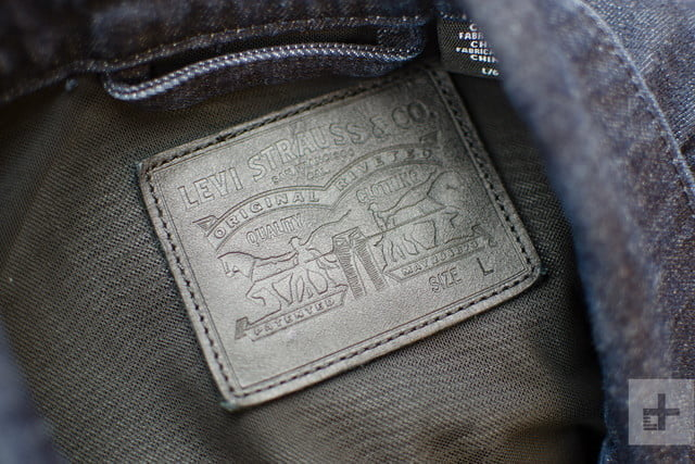 levis smart jacket changed how i use my phone levi jacquard google inside label