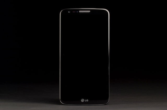 LG G2 Phone front off