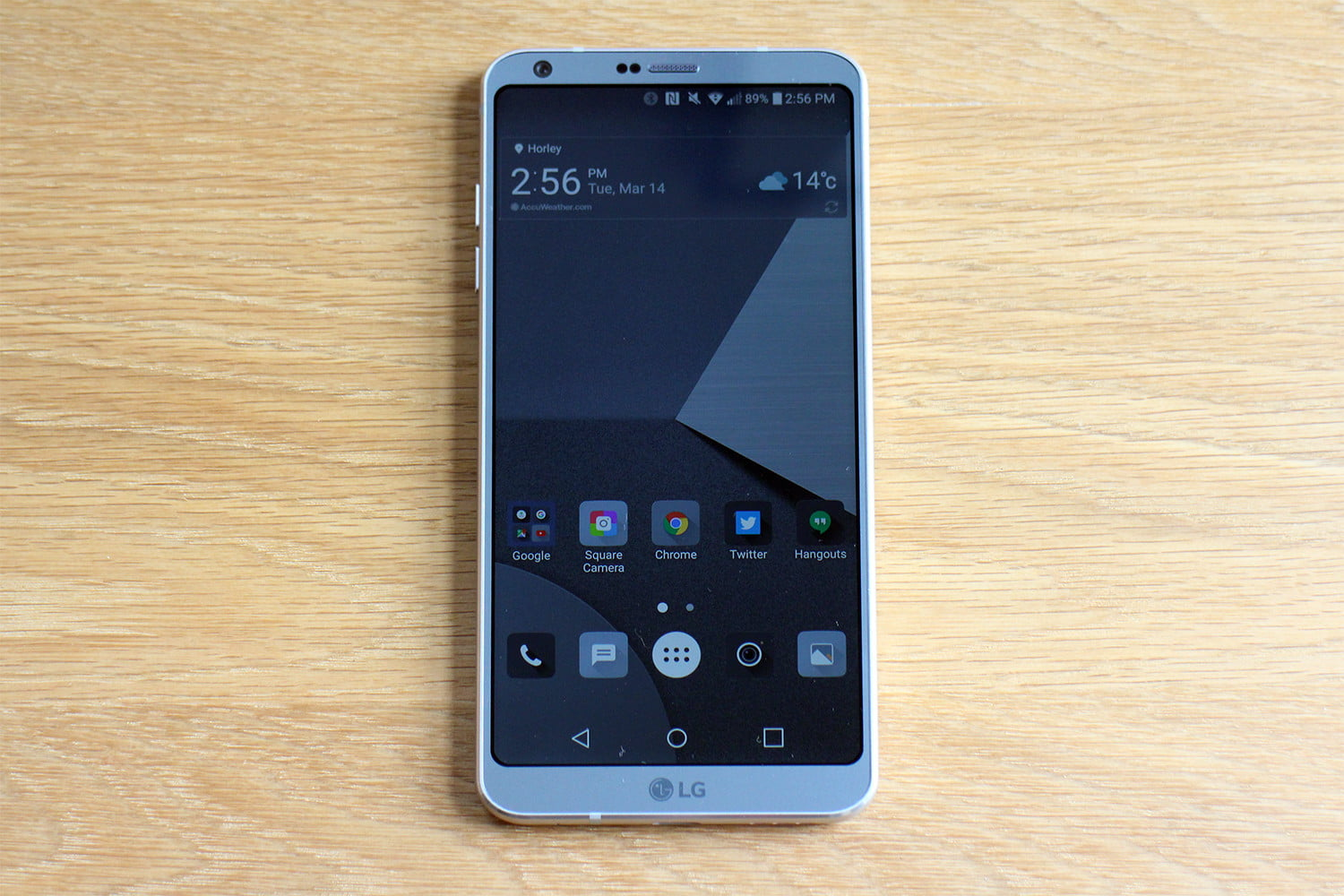 LG G6 Review: A New Standard in Smartphone Design | Digital Trends