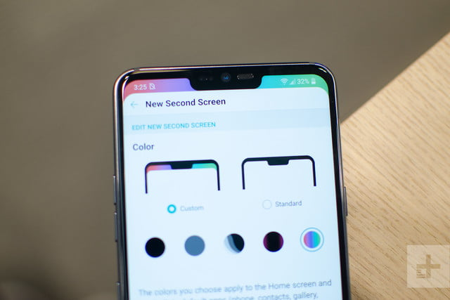 lg g7 thinq hands on sound screen